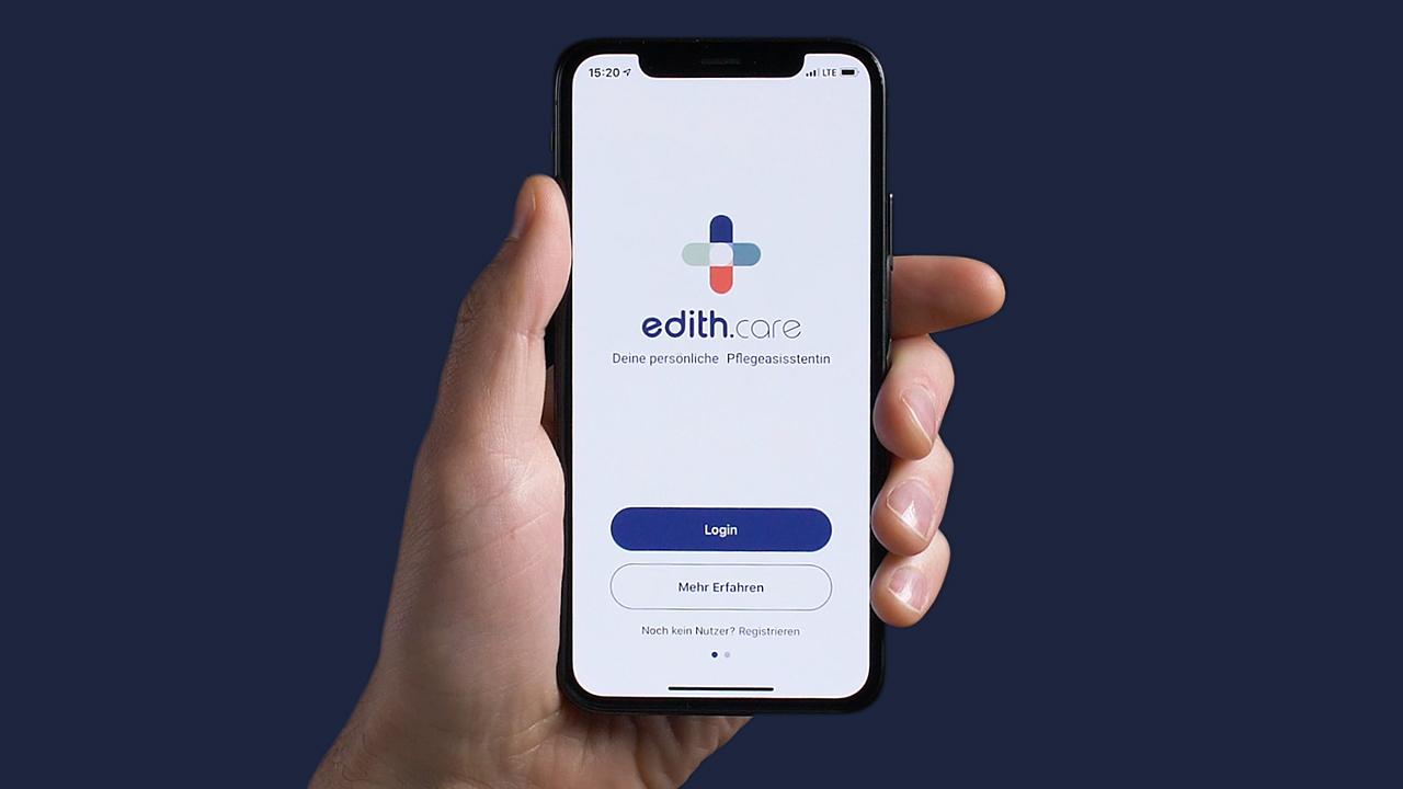 edith.care – Pflegeantrag einfach stellen